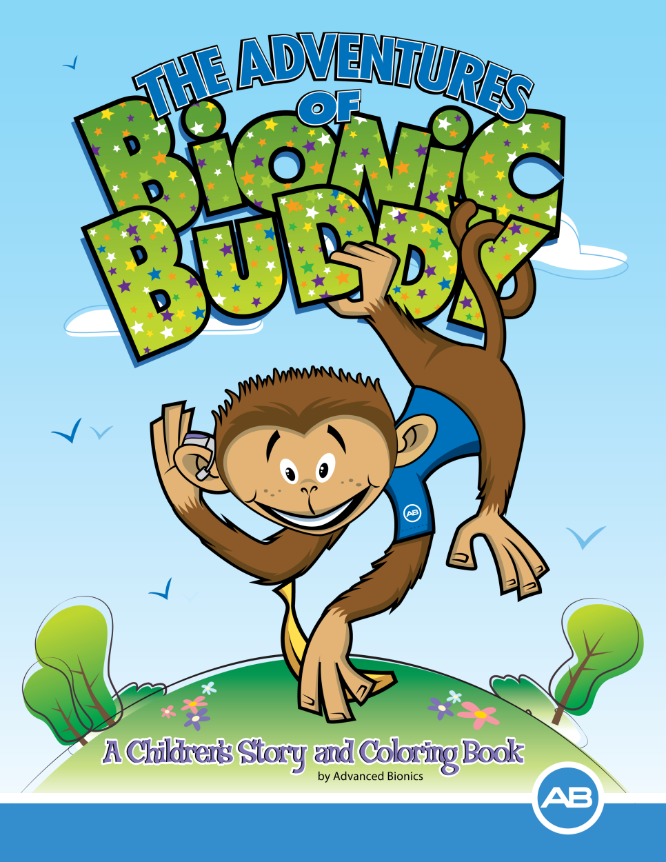 Bionic Buddy Coloring Book English-01